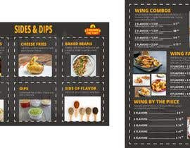#10 untuk Design a new menu for my chicken shop. oleh Hannaneh