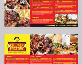 #12 untuk Design a new menu for my chicken shop. oleh ferisusanty