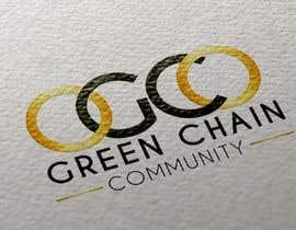 #553 for Green Chain Logo Design! af aminayahia
