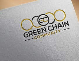 #338 for Green Chain Logo Design! af hassan852abir