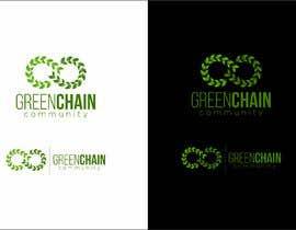#70 for Green Chain Logo Design! af Hobbygraphic