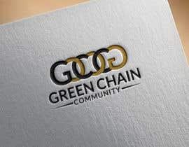 #195 for Green Chain Logo Design! af fmnik93