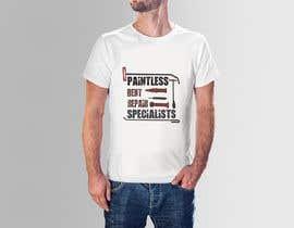 sadiajahan895 tarafından Design a T-Shirt for an Dent Repair Company için no 37