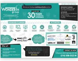 #24 pentru Design a 1 Sheet Marketing Flyer to Promote Our Business Services de către syedanooshxaidi9