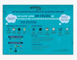 #17 pentru Design a 1 Sheet Marketing Flyer to Promote Our Business Services de către Inadvertise