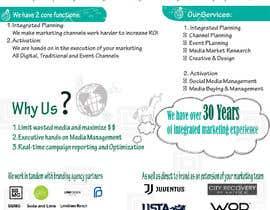 #21 pentru Design a 1 Sheet Marketing Flyer to Promote Our Business Services de către aisyahart86