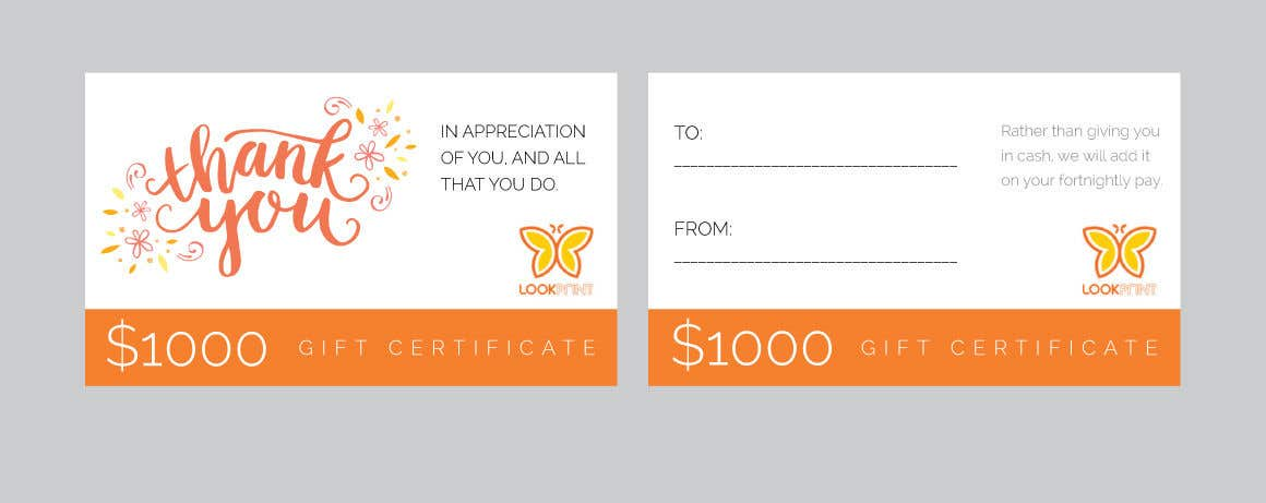 entry 43 by vexelartz for 1 000 gift certificate design freelancer