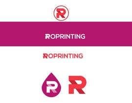 Nro 128 kilpailuun Create a logo for printing online store käyttäjältä kayumhosen62