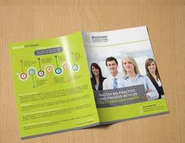 Nro 15 kilpailuun BC Company brochure design käyttäjältä SLP2008