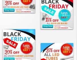 #15 for Mailchimp campaign template for black friday week. by RDesigner04