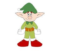 XavoF tarafından Friendly cartoon elf - Dancing the Nae Nae için no 3