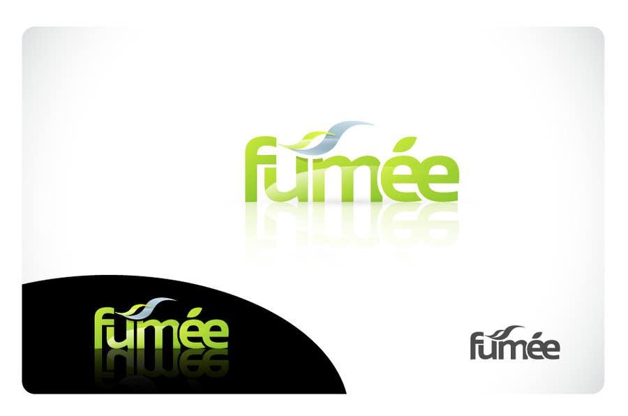 Конкурсная заявка №352 для Logo Design for Fumée
