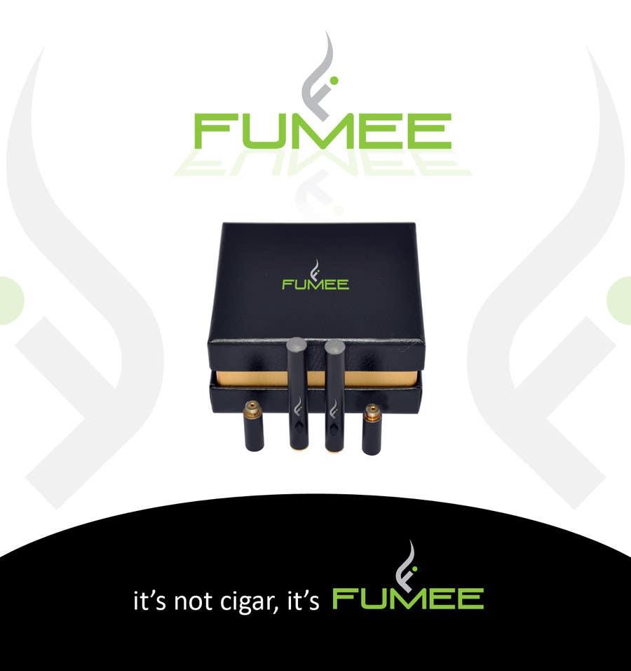Penyertaan Peraduan #                                        168                                      untuk                                         Logo Design for Fumée