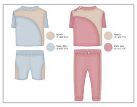 #15 for Fashion design for a kids Pajamas brand by Star4243