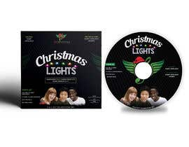 #24 for FAST turnaround - Christmas Jazz CD design using attached templates, PROVIDE editable graphic (replace photo later) by syedanooshxaidi9