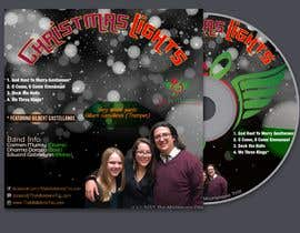 #57 for FAST turnaround - Christmas Jazz CD design using attached templates, PROVIDE editable graphic (replace photo later) by SimpleArtisan