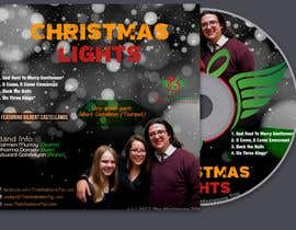 #67 for FAST turnaround - Christmas Jazz CD design using attached templates, PROVIDE editable graphic (replace photo later) by SimpleArtisan