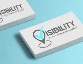 #63 for Diseñar logotipo VISIBILITY by delgadocelina