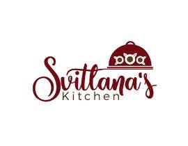 #103 for Svitlana's Kitchen Logo by almeidavector