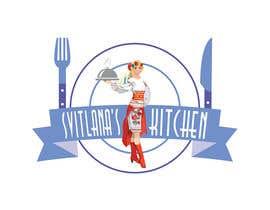 #102 for Svitlana's Kitchen Logo by Pedja000