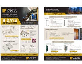#6 for Graphic design of a 2 page flyer (ZD 8 day specials) by Elly21