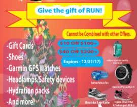 #33 dla Holiday Advertisement Flyer przez Shanowar96