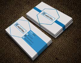 #296 , Design Some Double Sided Business Cards for a Printing Company 来自 Dotperinche