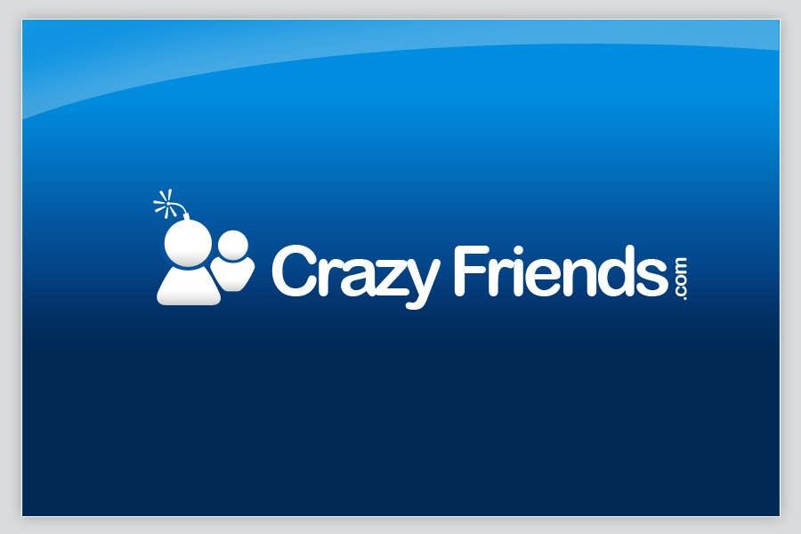 Contest Entry #                                        218                                      for                                         Logo Design for www.crazyfriends.com