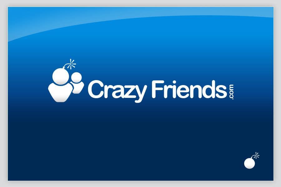 Contest Entry #                                        217                                      for                                         Logo Design for www.crazyfriends.com