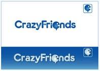 Bài tham dự #215 về Graphic Design cho cuộc thi Logo Design for www.crazyfriends.com