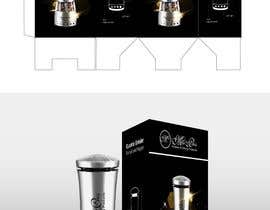 #17 for Create Print and Packaging Designs for an electric pepper mill grinder by freerix