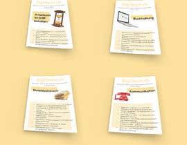 nº 3 pour Design a good-looking, well-designed 3-5 page PDF par tarikjamil