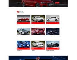 mehfuz780 tarafından Design a Website layout -- 2 için no 39