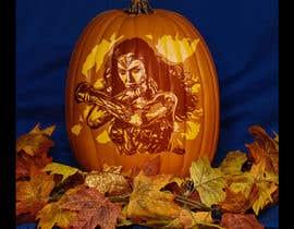 #11 dla Photoshop Action Creation  - 3 Color Carved Pumpkin Mock-Up przez putih2013