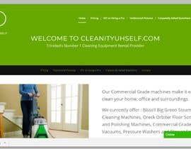#2 cho Logo design- Cleaning Equipment Rental Company bởi souldevourer