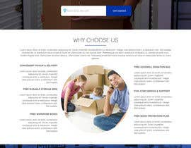 #28 for Homepage UI and Design for a new website by vivekdaneapen