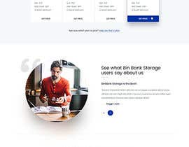 #38 for Homepage UI and Design for a new website by syrwebdevelopmen