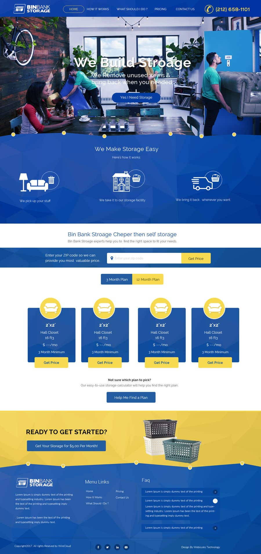Entry 23 By Webicules For Homepage Ui And Design For A New