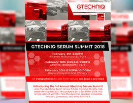 #25 for Gtechniq Serum Summit 2018 by Elly21