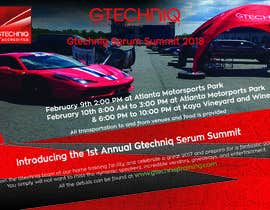 #34 for Gtechniq Serum Summit 2018 by soikot08