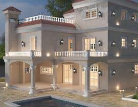 #19 for villa design by islamadel473