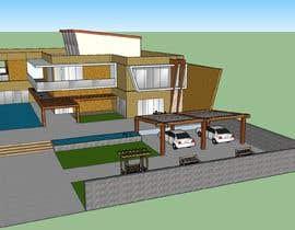 #28 for villa design by akasamrajesh