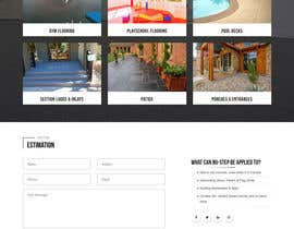 #27 cho Design a website for Nü-step Resurfacing Inc. bởi websoft07
