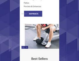 #56 cho Design a website for Nü-step Resurfacing Inc. bởi syrwebdevelopmen