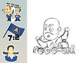 Jus7y tarafından My Levski, My Vibe- Sticker Pack için no 9