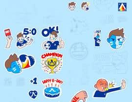 miqeq tarafından My Levski, My Vibe- Sticker Pack için no 12
