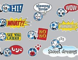 MoraDesign tarafından My Levski, My Vibe- Sticker Pack için no 30