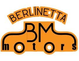 """#38 for Car sales firm logo under the name of """"BERLİNETTA MOTORS"""" by umairimtiz16"""