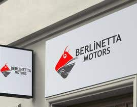 """#7 for Car sales firm logo under the name of """"BERLİNETTA MOTORS"""" by nazrulbd9840"""