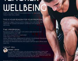 #29 for Flyer for schools fitness training by usamawajeeh123